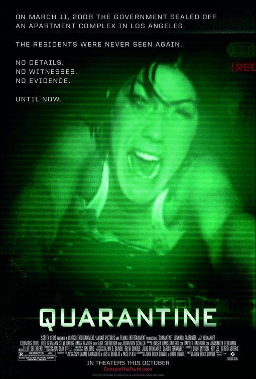 Imagen de Quarantine