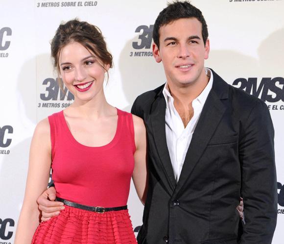 María Valverde y Mario Casas (3MSC)