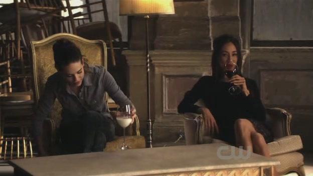 Nikita 1x13 - Coup De Grace