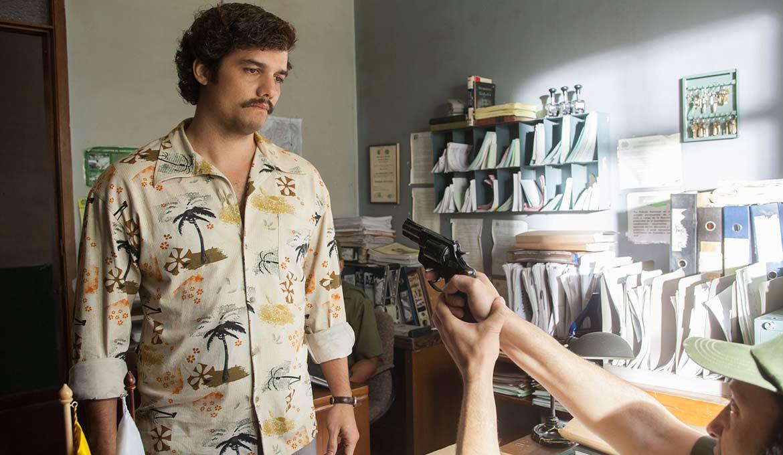 Pablo Escobar Narcos capítulo 1
