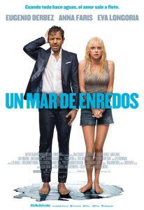 los protagonistas de la película en el cartel oficial