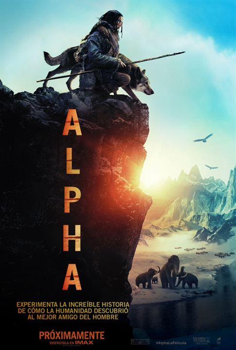 Cartel de la película Alpha