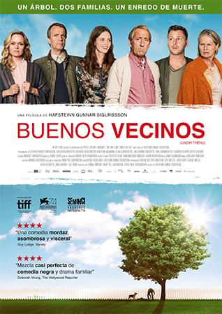Cartel oficial de Buenos Vecinos