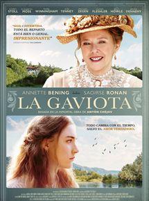 Cartel oficial de La Gaviota