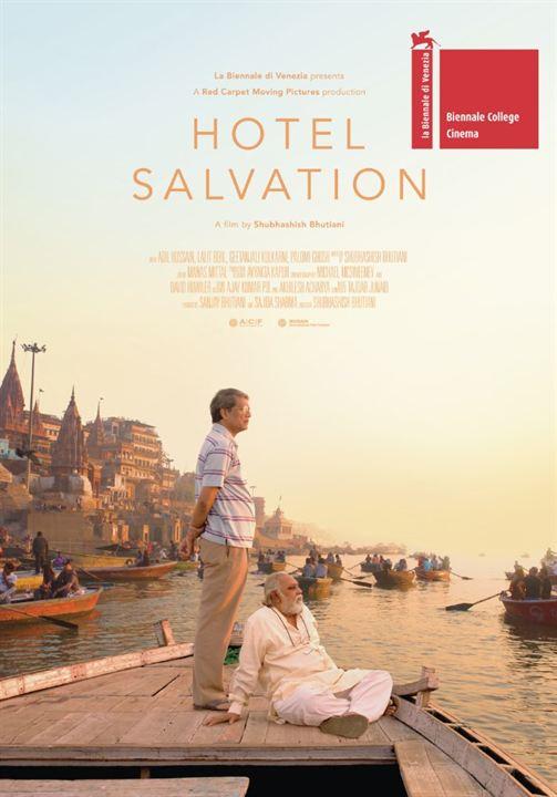 Cartel de Hotel Salvación