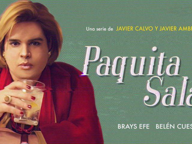 Imagen oficial de Paquita Salas