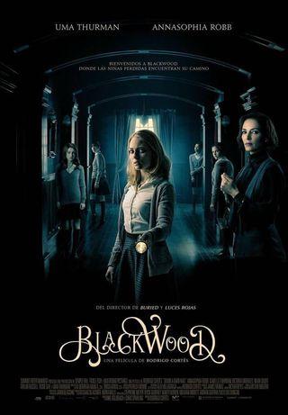 Poster de la película Blackwood