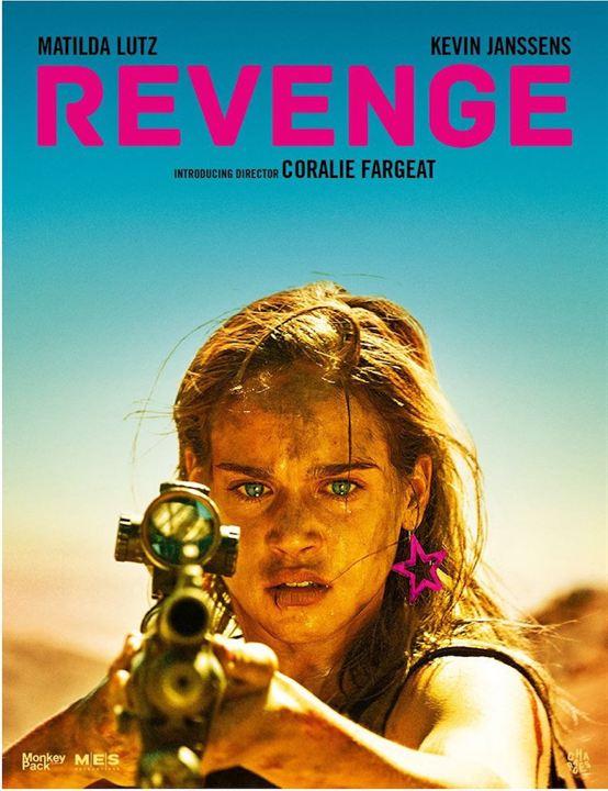 Cartel de Revenge