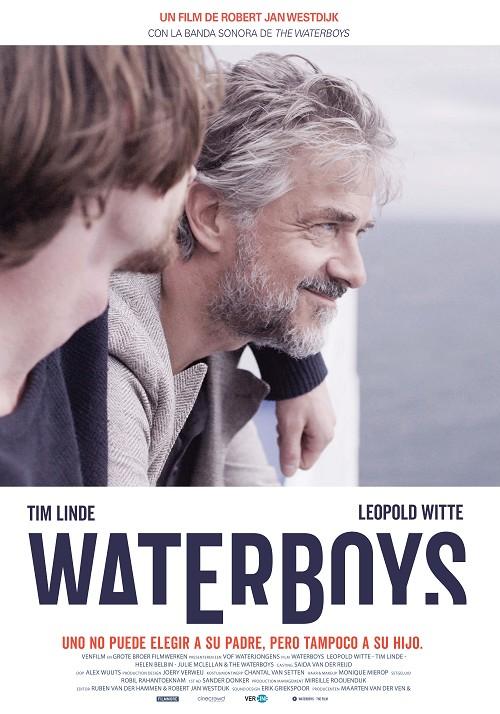 Cartel de The Waterboys