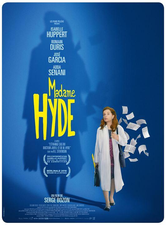 Cartel de Madame Hyde