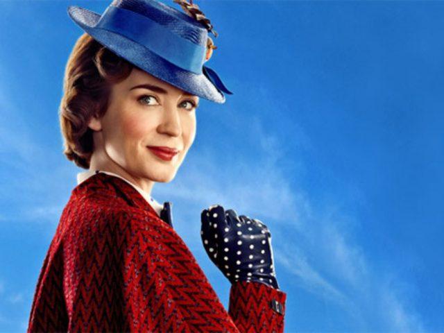 Vuelve Mary Poppins, el regreso más esperado