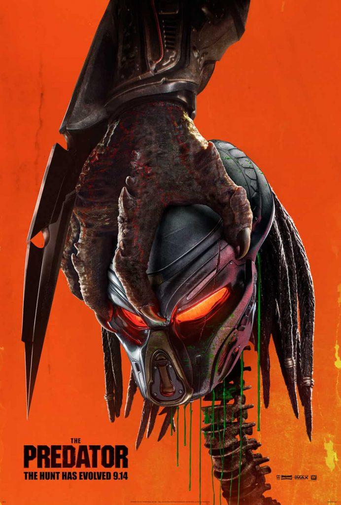 Cartel oficial de Predator