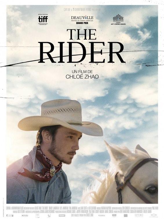 Cartel de The Rider