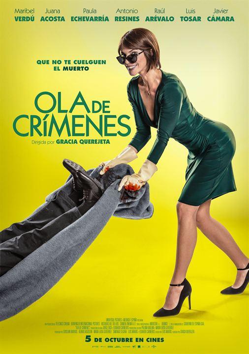 Cartel de Ola de crímenes