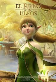 Imagen de El reino de los elfos