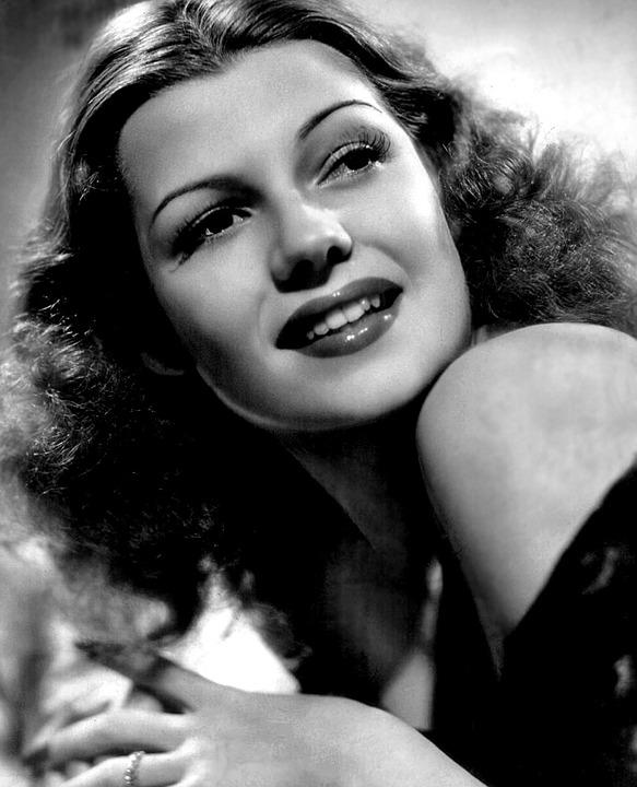 Imagen de Rita Hayworth 1