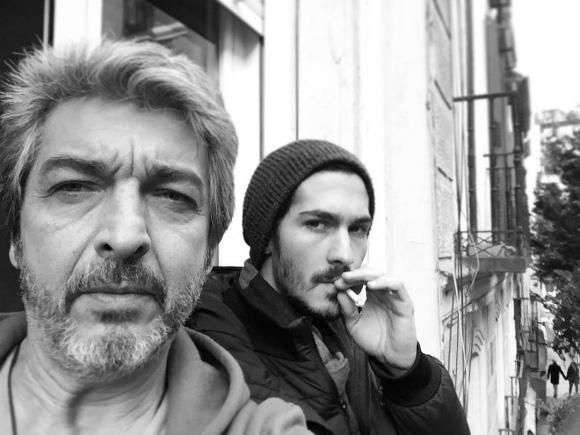 Imagen de Ricardo y Chino Darín