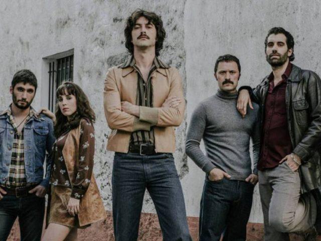 'Fariña', Premio Ondas 2018 a la mejor serie española de televisión