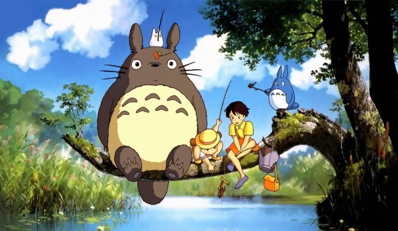 Imagen destacada de Mi vecino Totoro