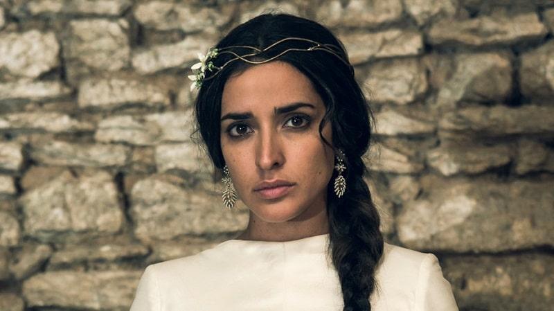 Inma Cuesta en la película La novia