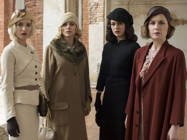 Imagen de Las chicas del cable estreno