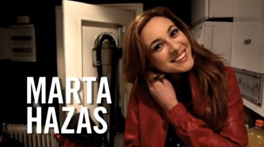 Marta Hazas en lo contrario al amor