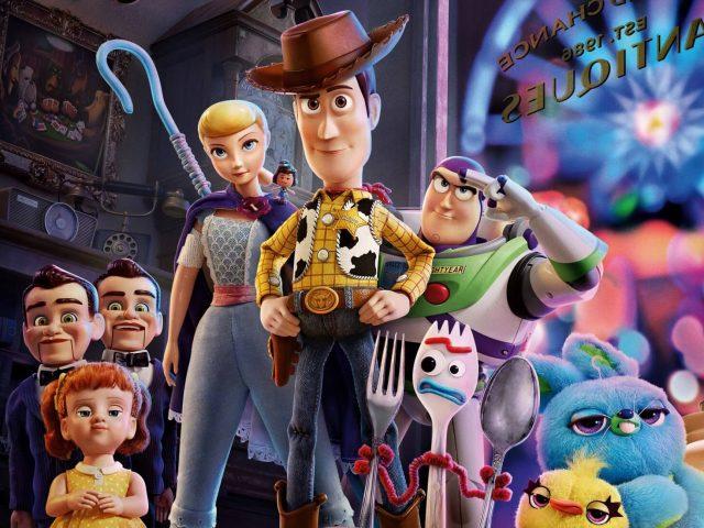 Imagen de Toy Story 4 Curiosidades