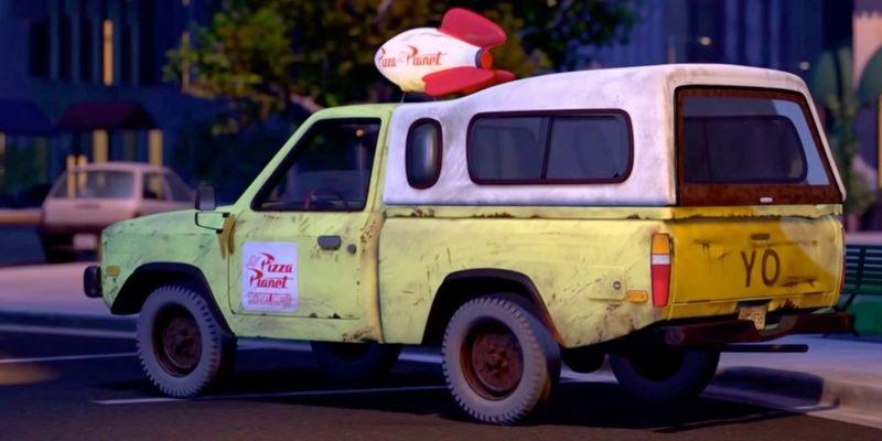Imagen de Toy Story Pizza Planet