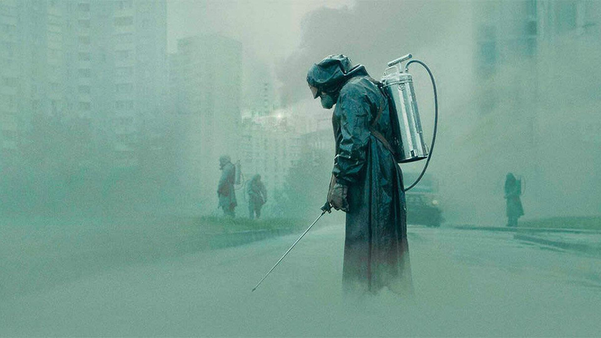 Imagen de Chernobyl miniserie