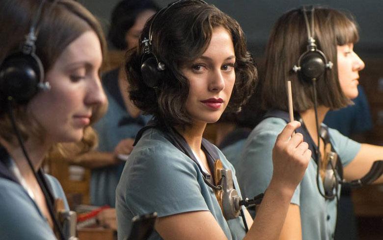 Blanca Suárez en las chicas del cable