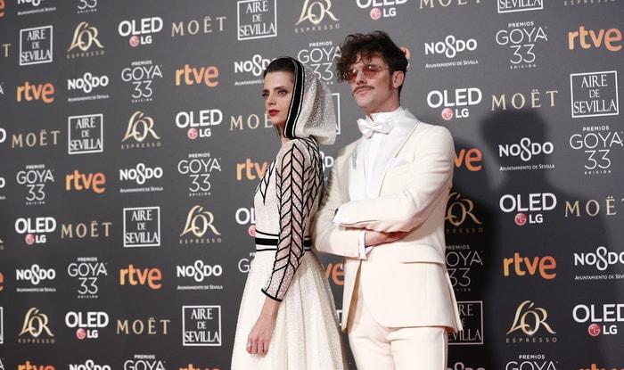 macarena gomez en los premios goya 2019