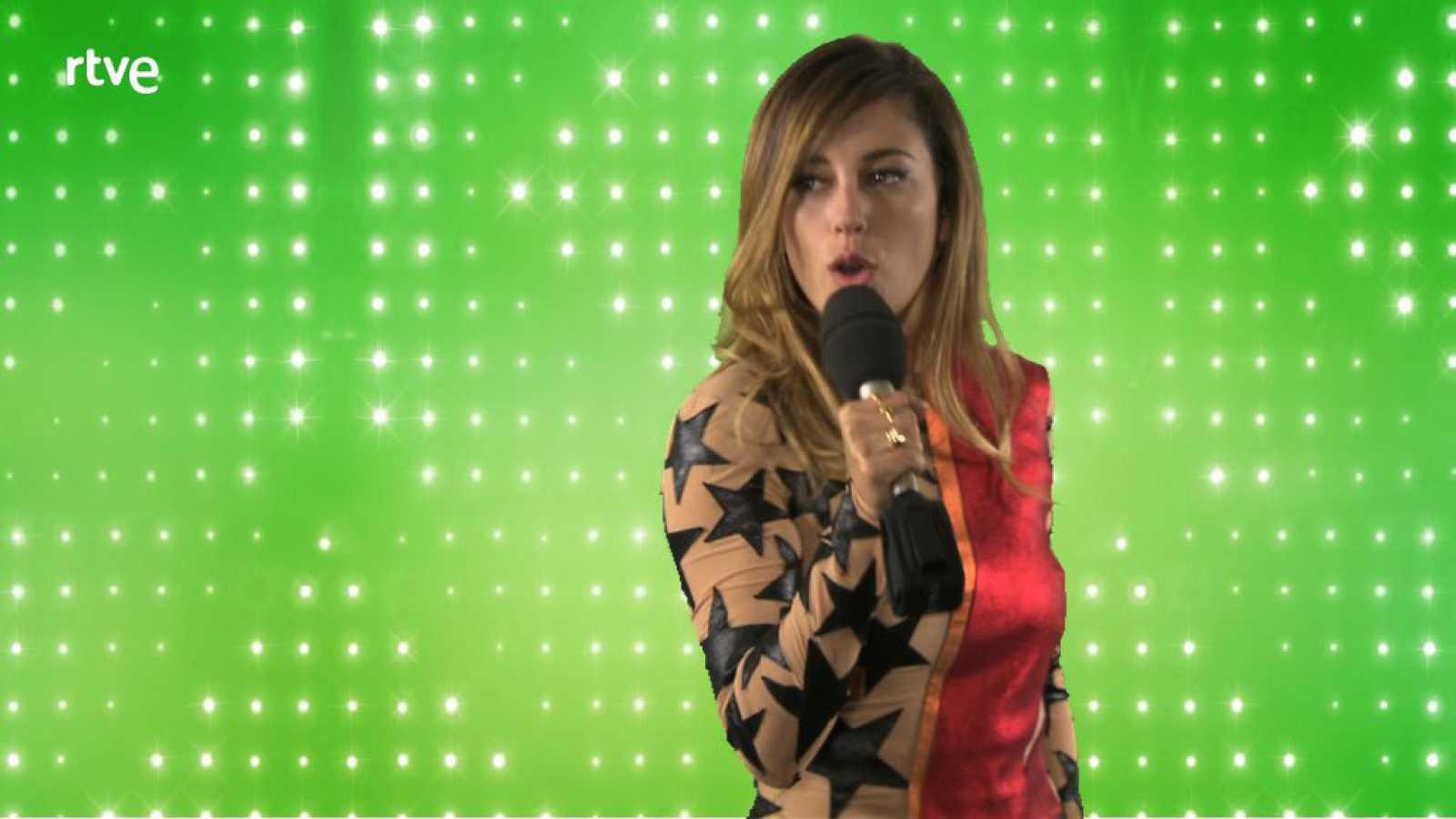 Blanca Suárez en mi gran noche