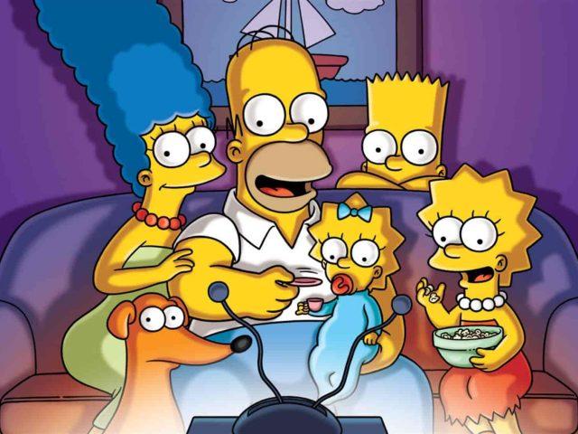 Imagen de Los Simpson película
