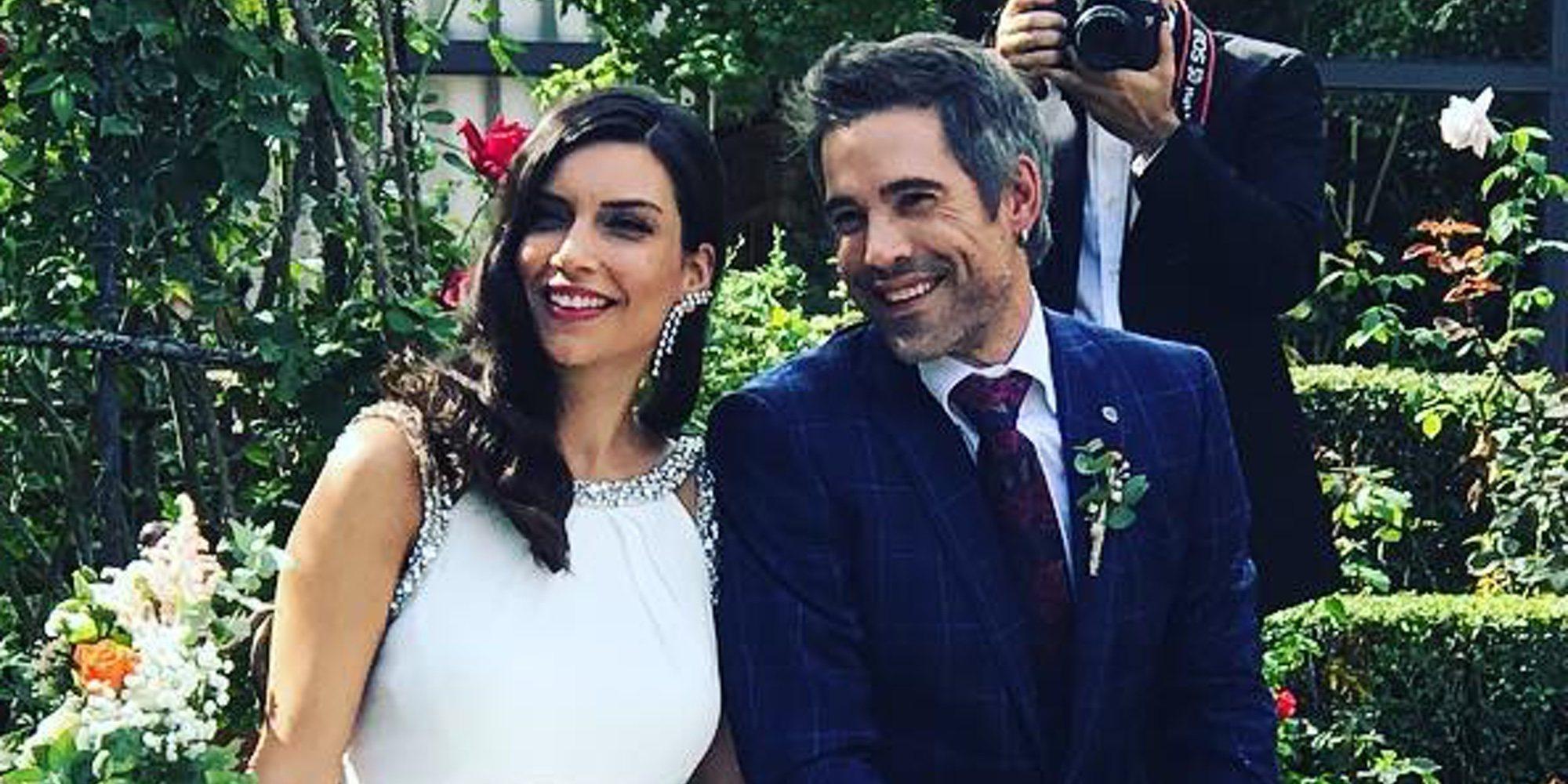 unax ugalde en su boda