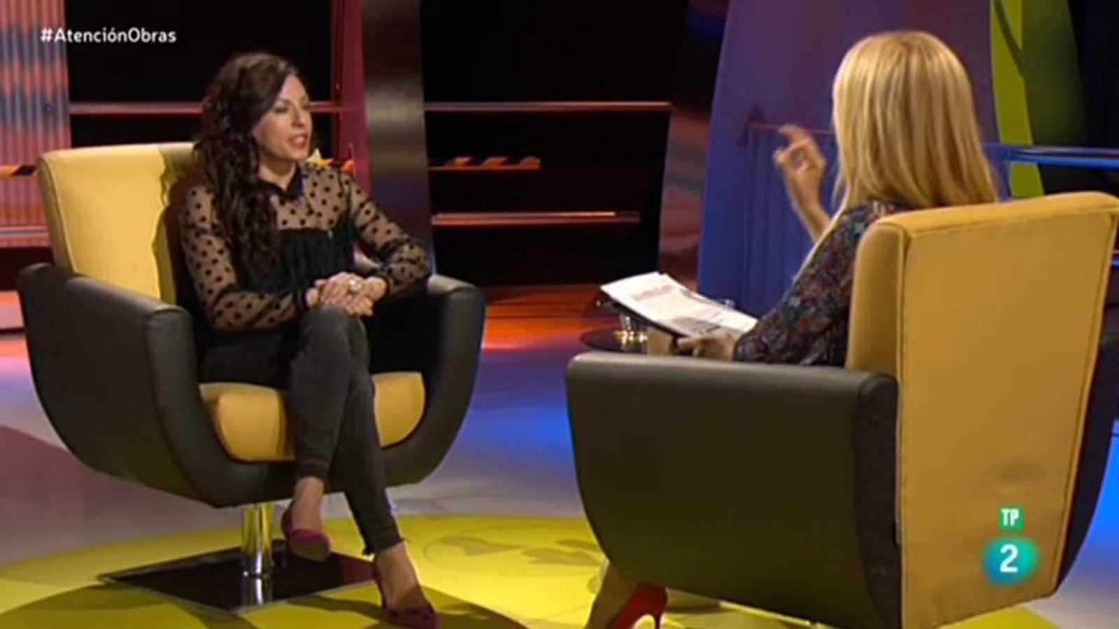 cristina medina en entrevista
