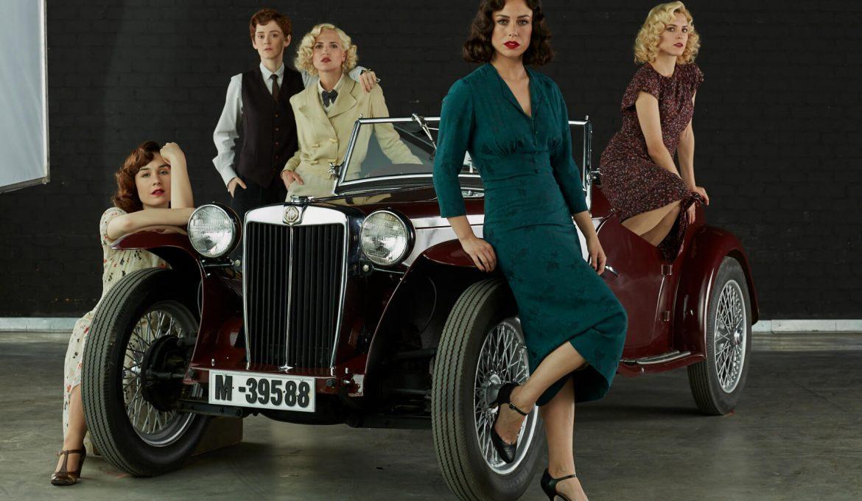 Imagen de Las chicas del cable cuarta temporada