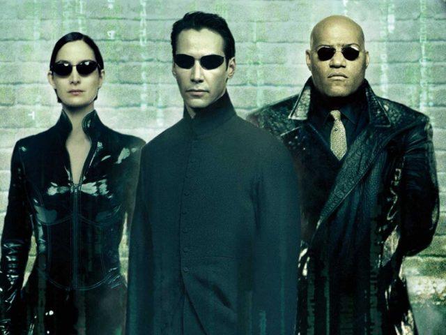 Imagen de Matrix 4 mejores escenas