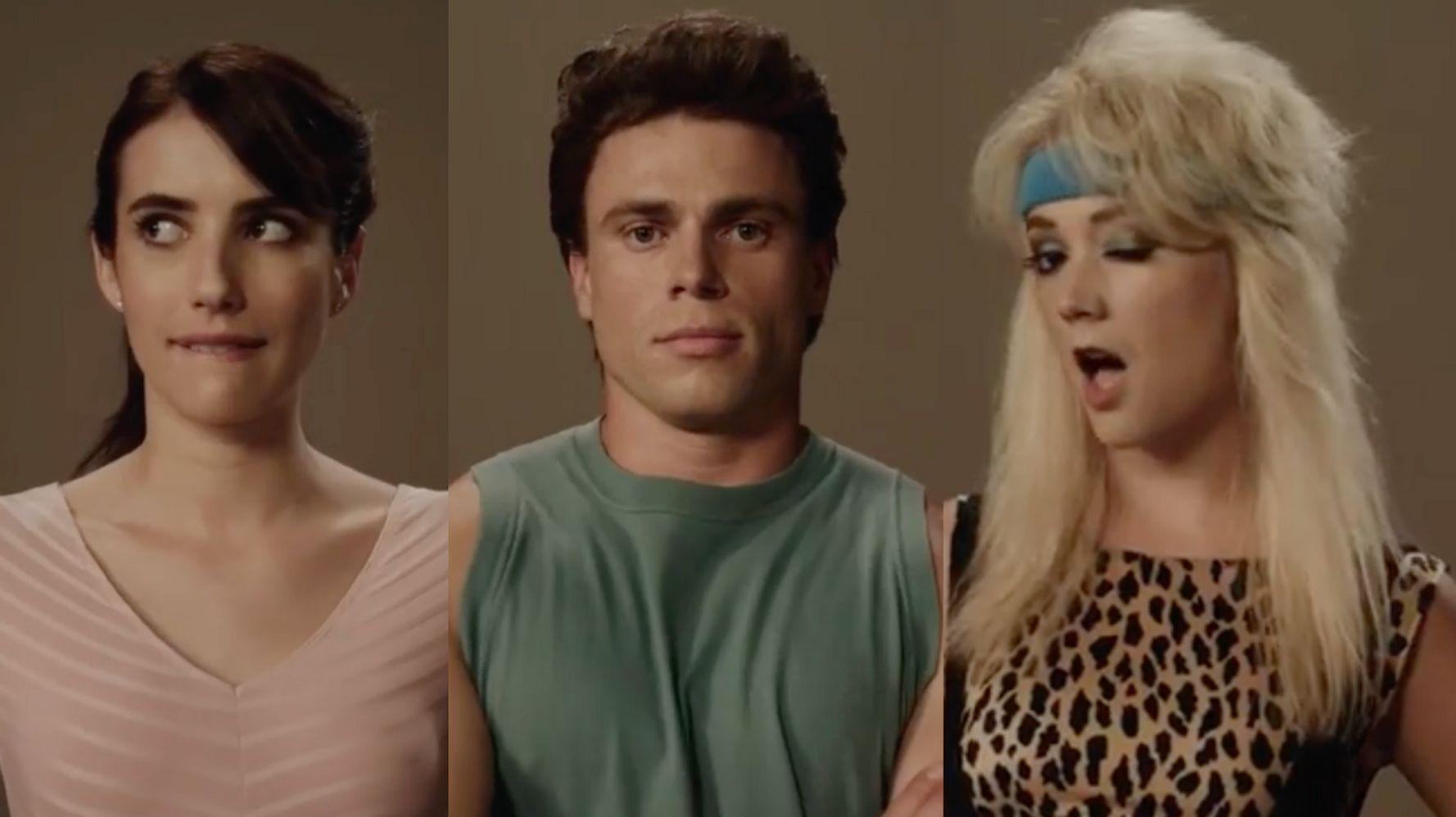 imagen de american horror story 1984 personajes