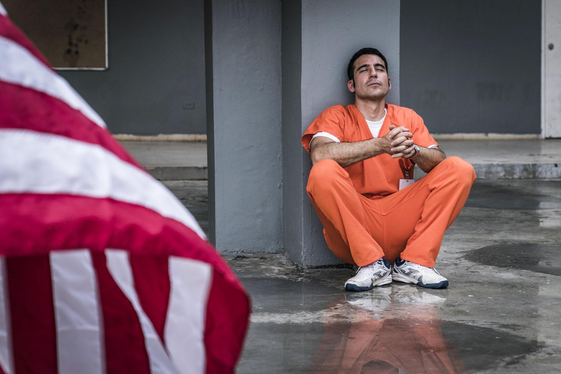 Imagen de En el corredor de la muerte Miguel Angel Silvestre