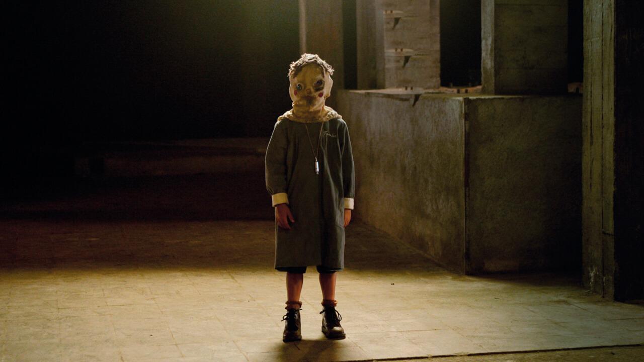 imagen de pelicula terror el orfanato