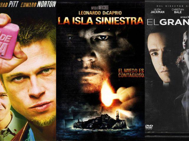 5 películas con finales inesperados que te dejarán con la boca abierta