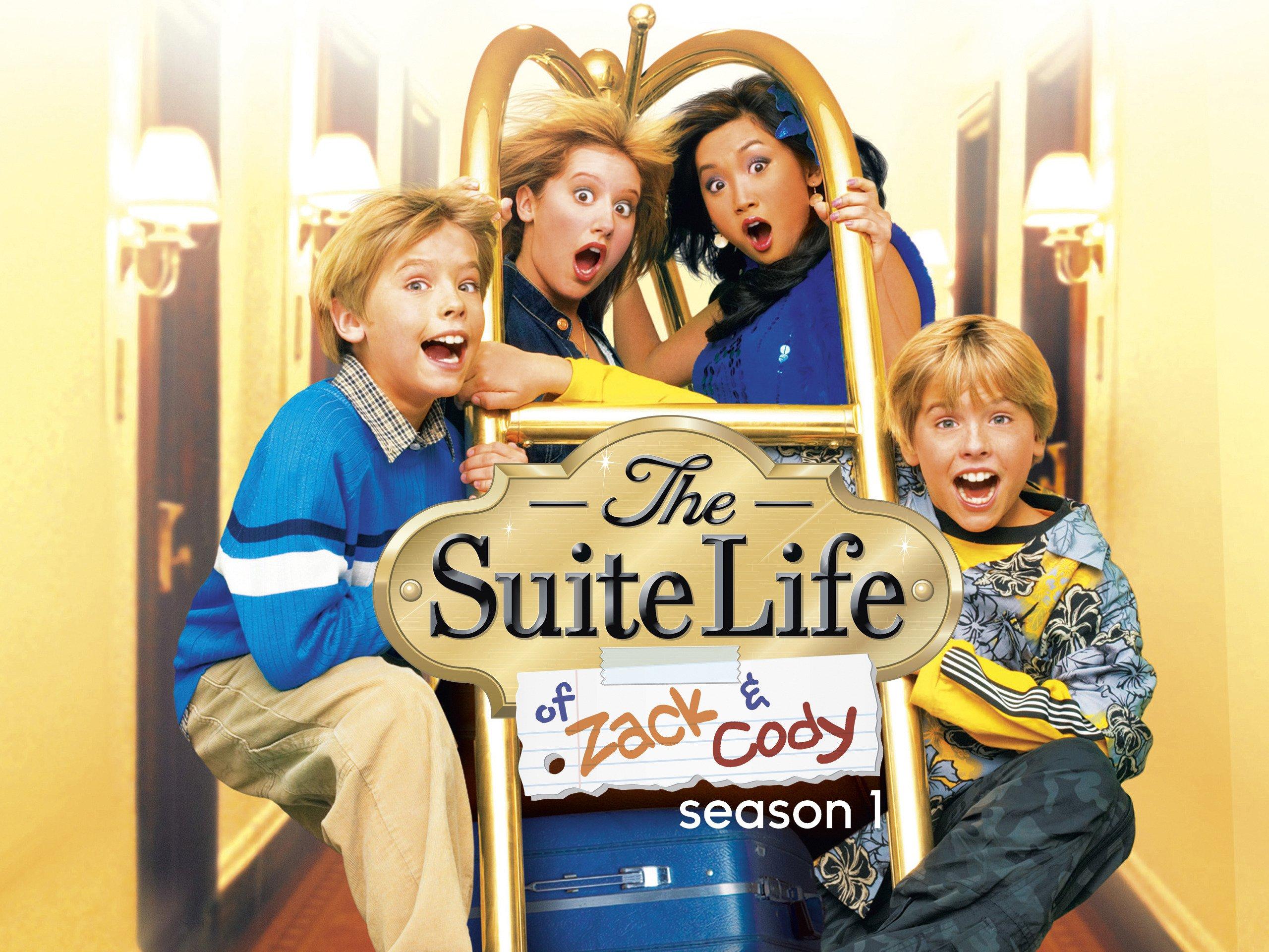 imagen de serie hotel dulce hotel zack y cody
