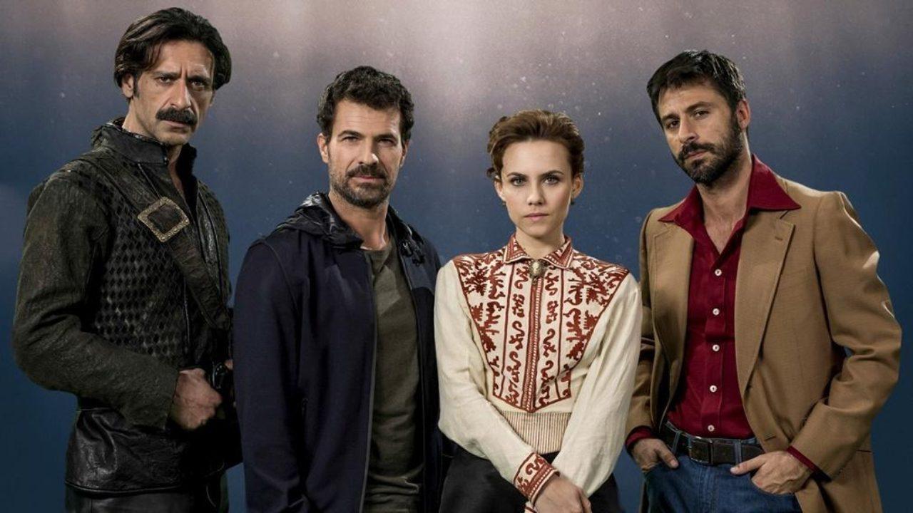 imagen de el ministerio del tiempo detalles cuarta temporada