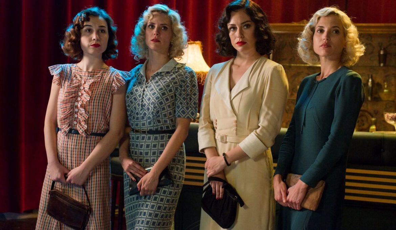imagen de las chicas del cable quinta temporada final