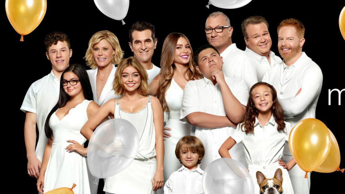 imagen de modern family series final