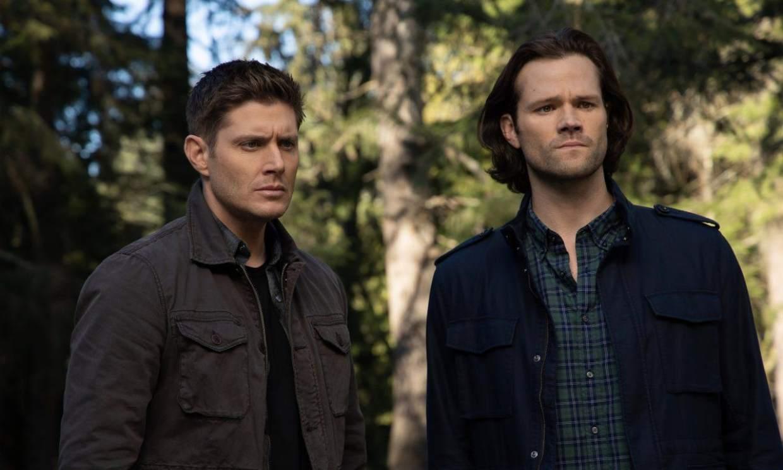imagen de supernatural series