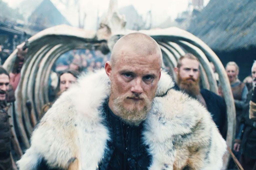 imagen de vikingos