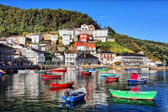 O Barqueiro Galicia