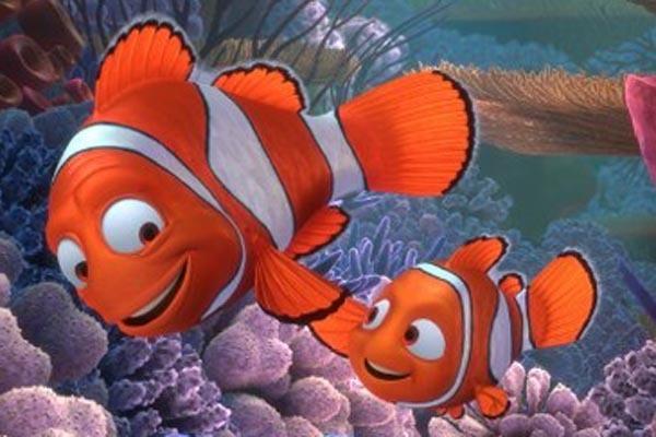 Fotograma de Buscando a Nemo