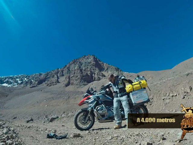 La conquista de los Andes